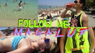 FOLLOW ME: Topless Beach In Magaluf | Mallorca, Spain | Days 3&4