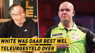 RTL Darts BullsEye 17 | Dit heb ik niet vaak meegemaakt bij Van Gerwen