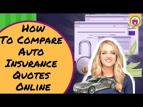 Simple Tricks On How To Compare Auto Insurance Quotes Online | Save Money Tricks |