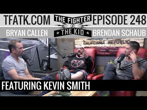 The Fighter and The Kid - Episode 248: Kevin Smith