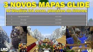 minecraft console 4j studios ir zerar placares 3 novos mapas glide xbox 360 one ps3 ps4
