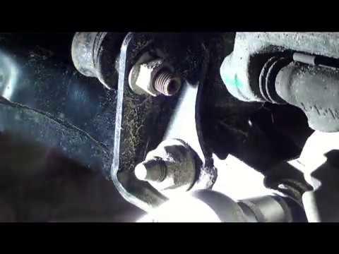 Модернизация подвески на Zotye T600 часть1