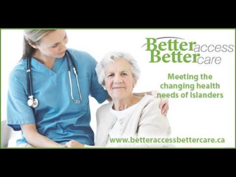 Summerside Public Information Meeting - Better Access, Better Care