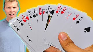 The IMPOSSIBLE Card Trick