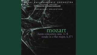 Horn Concerto No. 1 in D Major, K. 412: II. Rondo, allegro