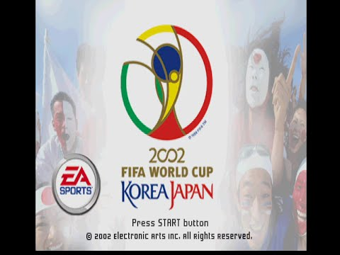 2002 FIFA World Cup (PS1) - Longplay