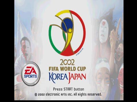 2002 FIFA World Cup PS1  Longplay