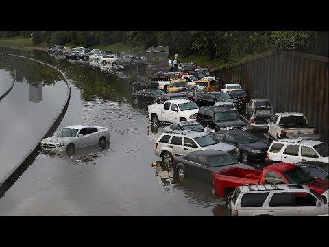 Houston Texas Flood May 26 2015