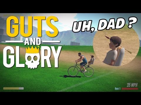 HAPPY WHEELS 3D?! Guts and Glory Gameplay - Crazy Ragdoll Physics Sandbox