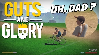 HAPPY WHEELS 3D?! Guts and Glory Gameplay - Crazy Ragdoll Physics Sandbox