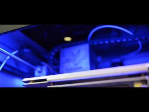 0 - Roboze One - neuer FFF 3D-Drucker aus Italien mit direkter Achsensteuerung - Update: Roboze One+400