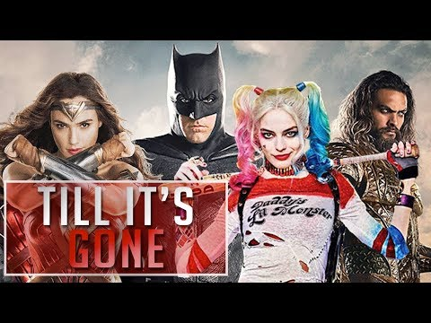 DC Extended Universe - Till It