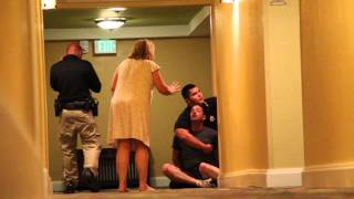 fight in hotel hallway of crowne plaza in alberquerque part 4 of 5