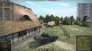 Let's Play World of Tanks - [T34-3] Flink unterwegs