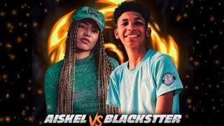AISKEL VS. BLACKSTTER | Exhibiciones Ardiendo Barras🔥