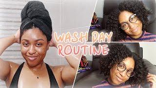 Wash Day Routine | 3C/4A