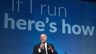 Kevin O'Leary Is No Conservative