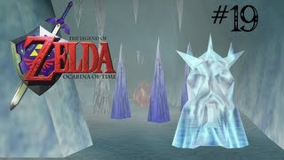 Blue Fire Melts Red Ice -- The Legend of Zelda Ocarina of Time #19