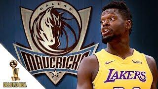 Dallas Mavericks Interested In Trade For Lakers Julius Randle! Can The Mavs Land The Dallas Native?