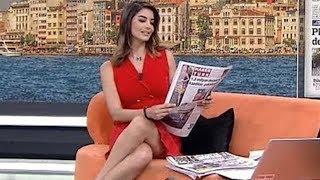 Ceren Bektaş Tv Presenter from Turkey 05.01.2017