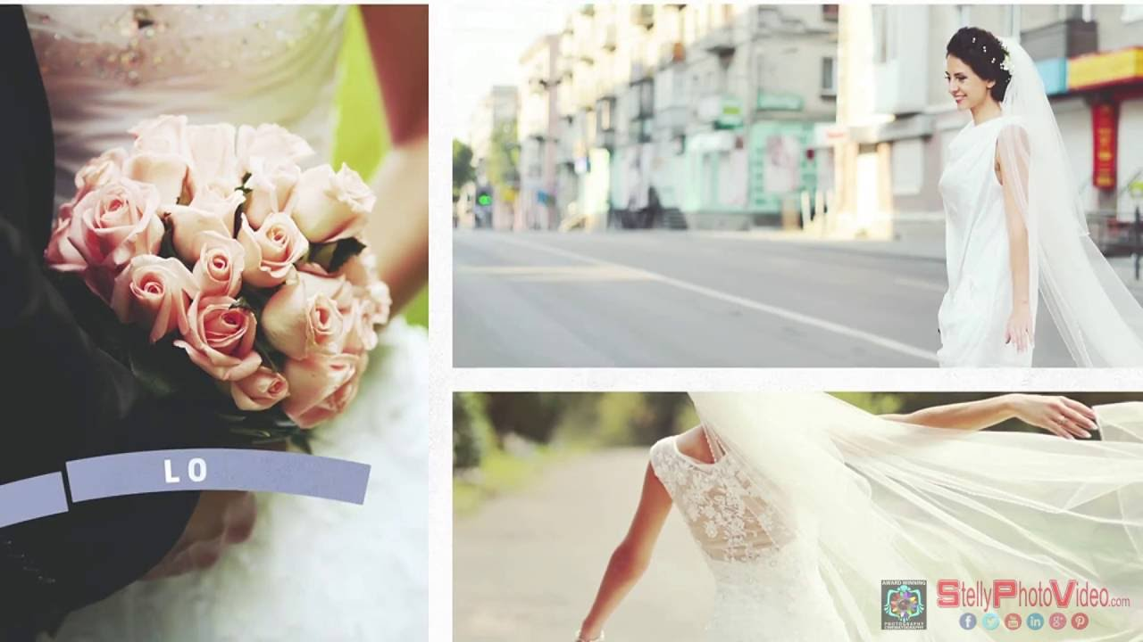 Photo Video Wedding Presentation
