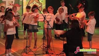 Greensleaves - Colectiva infantil de flauta travesera - Festival de Musizón 2016
