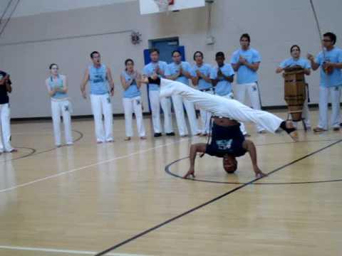 Capoeira Brasil Los Angeles Performance - Oakwood Rec, Venice, CA