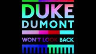 Duke Dumont   Won