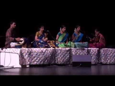 Krithika & Akshaya Rajkumar- Bhairavi Jathiswaram