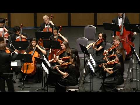 2017 Klein High School Chamber TMEA Honor Orchestra Concert