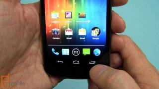 Google Galaxy Nexus (Verizon) tour - part 1