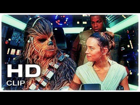 ЗВЁЗДНЫЕ ВОЙНЫ  9 - Семья, чувства, эмоции (2019) Дэйзи Ридли Sci-Fi Movie HD
