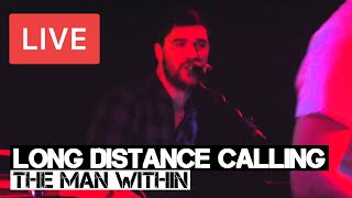 Long Distance Calling - The Man Within Live in [HD] @ Camden Barfly, London 2014