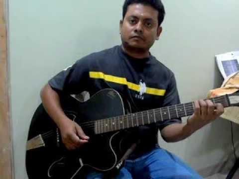 hariye jete jete chord melody on guitar : হারিয়ে যেতে ...