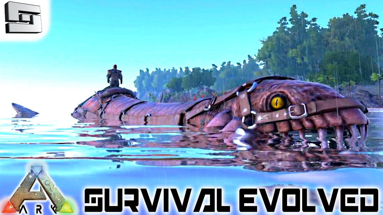 ARK: Survival Evolved - TAMING A PLESIOSAUR! E23 ( Plesiosaurus / Gameplay )