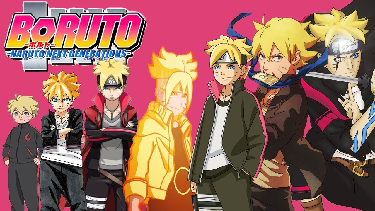 Image result for picture of boruto