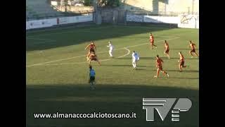 Eccellenza Girone B Porta Romana-Badesse 2-0