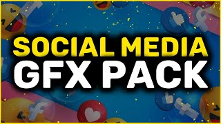 Social Media GFX Pack For PC/Android | Free Download