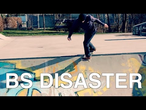 MINI TRICK TIP TUESDAY | BACKSIDE DISASTER