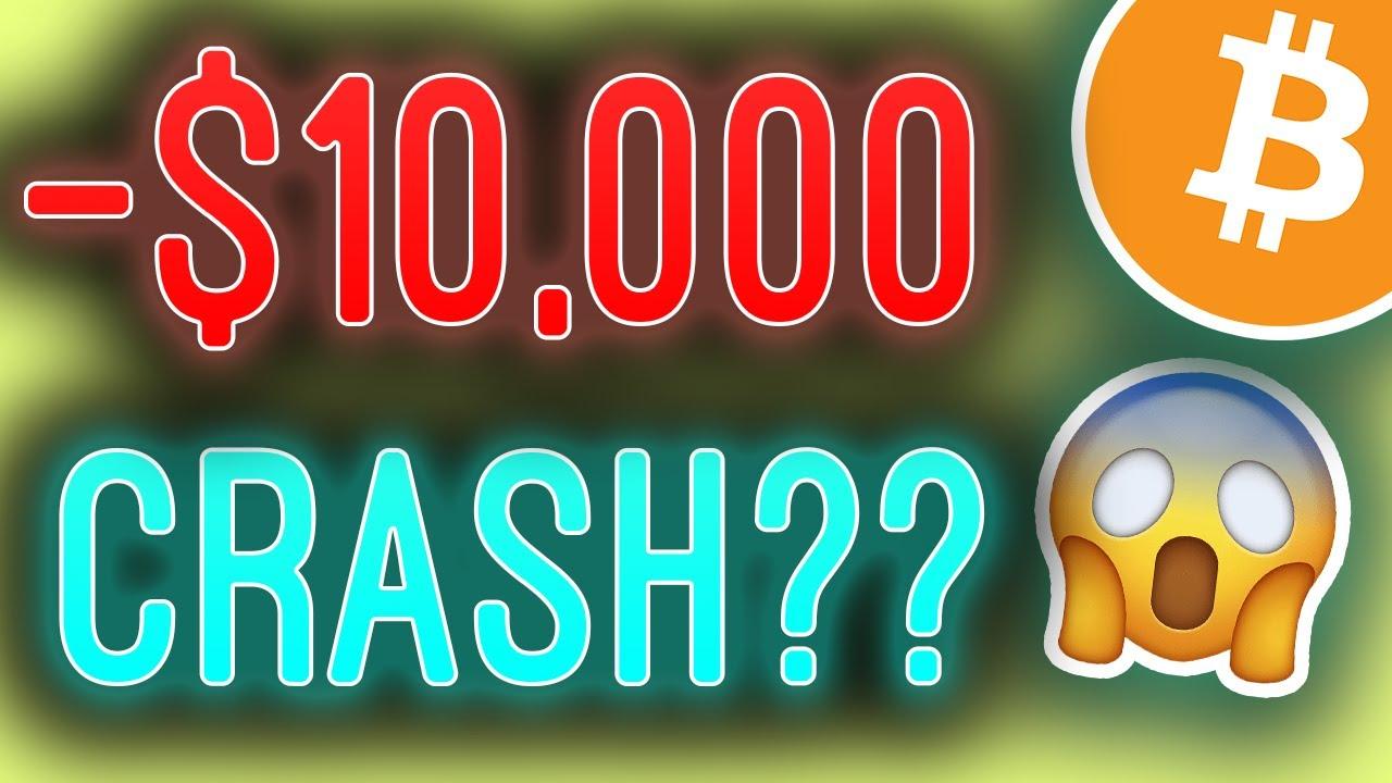Download [LIVE] HOW LOW WILL THIS BITCOIN CRASH GO???? BTC CRASH ANALYSIS!! Bitcoin Price Prediction Analysis