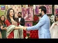 Amazing Entry Of New Wedding Couple Faizan & Maham