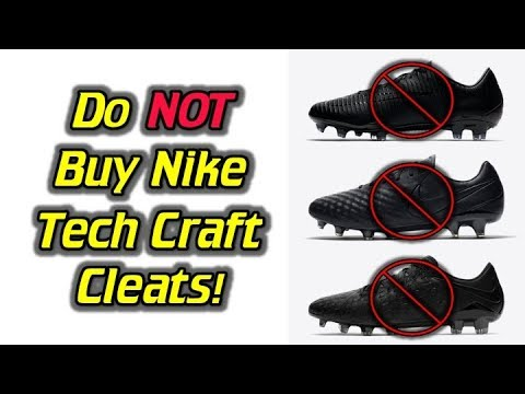 DON'T BUY THESE! - Why You Should NOT Buy Nike Tech Craft Soccer Cleats