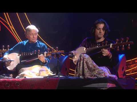 "Amjad Ali Khan ""Raga for peace"" 2014 Nobel Peace Prize Concert"