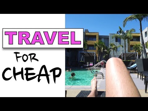 HOW TO VACATION FOR CHEAP | 3 Best Travel Apps | Cheap Tip #269