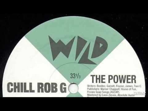 D-004 (B1) | Chill Rob G - The Power (Instrumental)