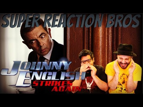 Srb Reacts To Johnny English Strikes Again Official