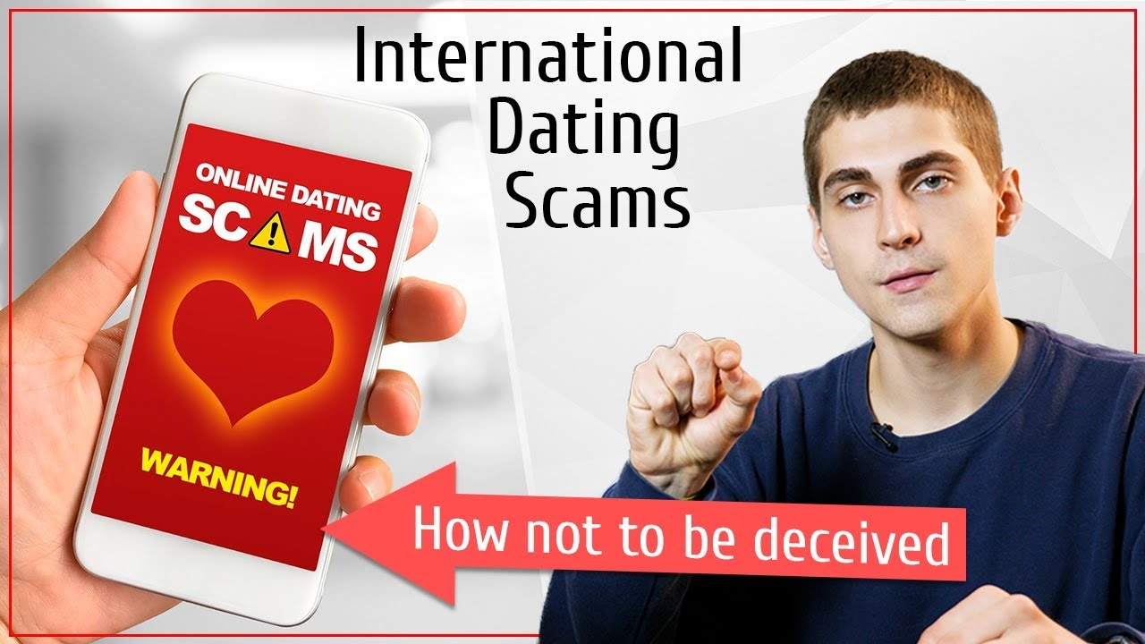 Part of international dating scams