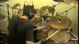 Tribute to Aquiles Priester Angra :Winds of Destination (drum cover ) by Gabriel Carvalho