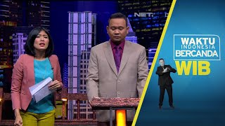 Waktu Indonesia Bercanda - Surat dari Penggemar (Nabilah & Kinal JKT48 8 Mei 2016 Part 1/4)