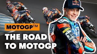 The ABCs Of MotoGP: The Road to MotoGP